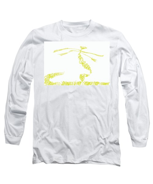 Ground Frond Long Sleeve T-Shirt