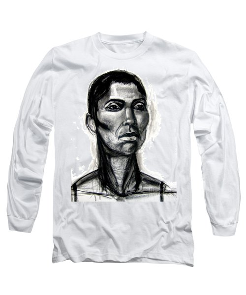 Head Study Long Sleeve T-Shirt