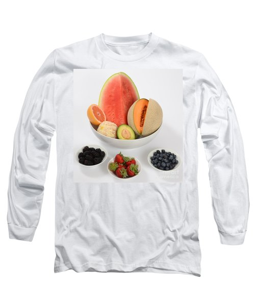 High Carbohydrate Fruit Long Sleeve T-Shirt