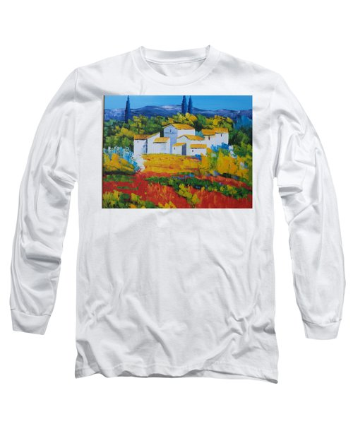 Hilltop Village Long Sleeve T-Shirt