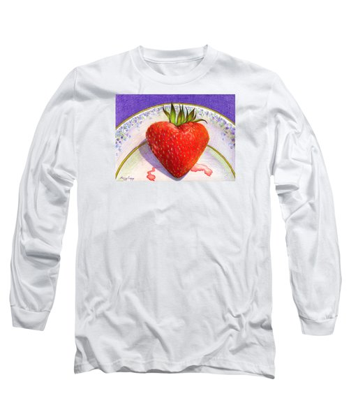 I Love You Berry Much Long Sleeve T-Shirt