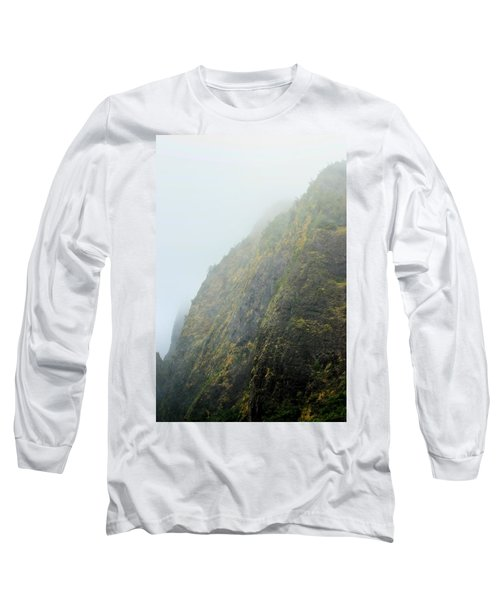 Iao Cliff Long Sleeve T-Shirt