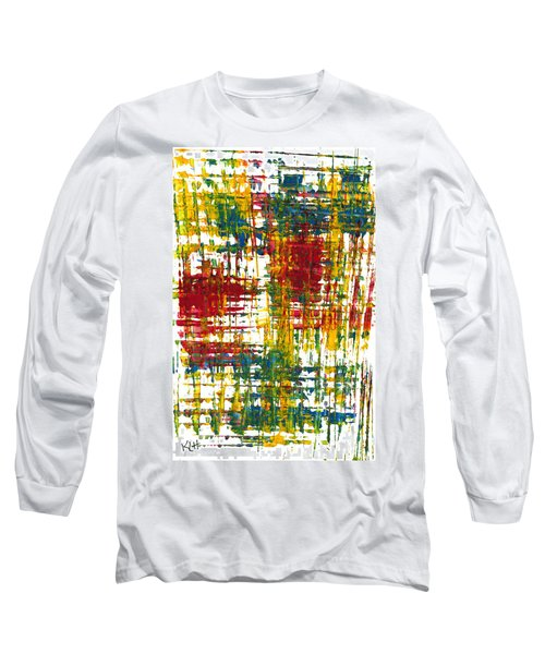 Inside My Garden 161.110411 Long Sleeve T-Shirt by Kris Haas