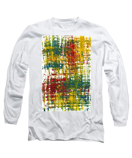 Inside My Garden II 162.110411  Long Sleeve T-Shirt by Kris Haas