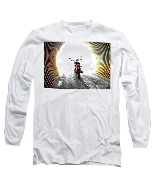 Long Sleeve T-Shirt featuring the photograph Into The Light by Blair Stuart