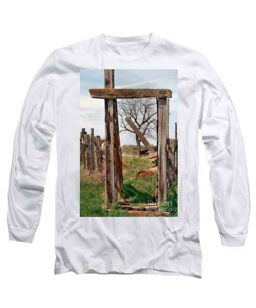 Into The Past Long Sleeve T-Shirt