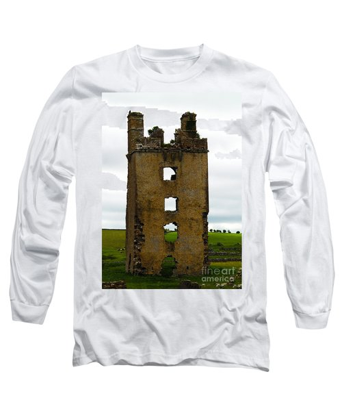 Ireland- Castle Ruins II Long Sleeve T-Shirt