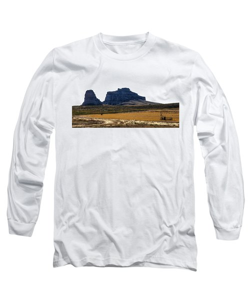 Jailhouse Rock And Courthouse Rock Long Sleeve T-Shirt