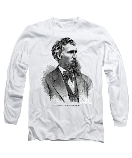 Joshua Chamberlain Long Sleeve T-Shirt