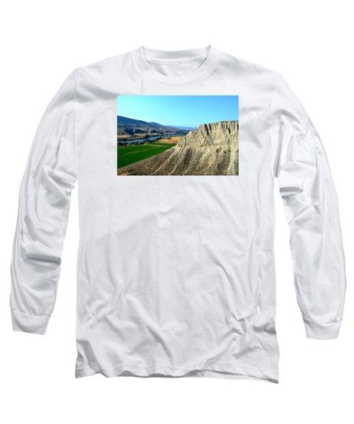 Kamloops British Columbia Long Sleeve T-Shirt
