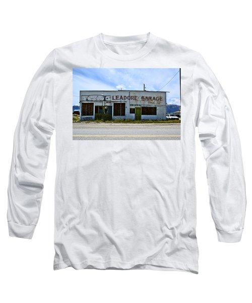 Leadore Garage Long Sleeve T-Shirt