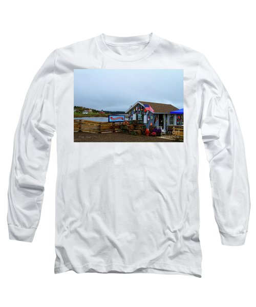 Lobster House Long Sleeve T-Shirt