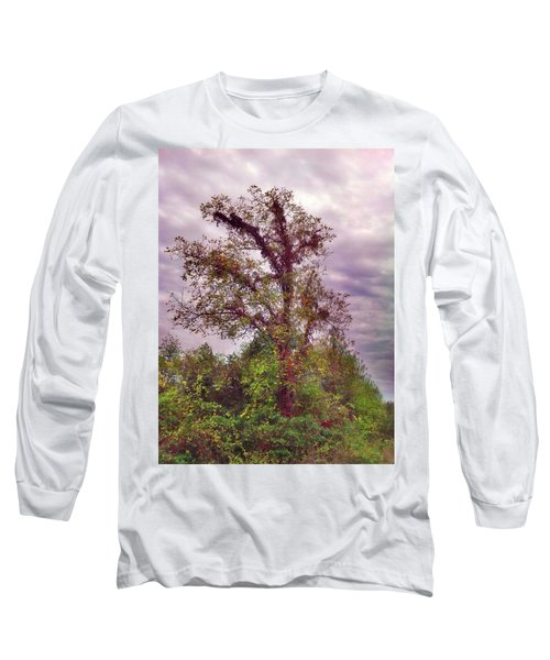 Long Sleeve T-Shirt featuring the photograph Majestic  by Janice Spivey