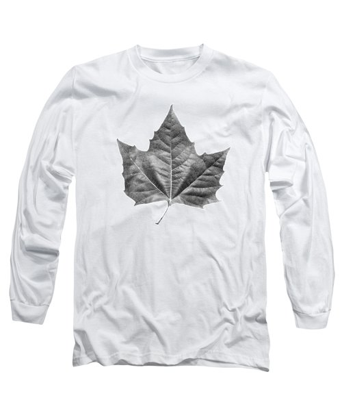 Maple Leaf Long Sleeve T-Shirt