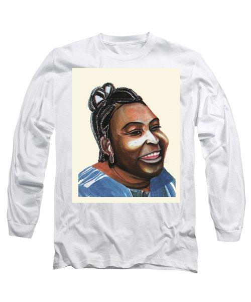 Mariama Ba Long Sleeve T-Shirt