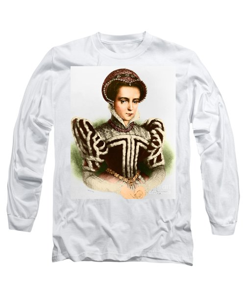 Mary I, Queen Of England And Ireland Long Sleeve T-Shirt