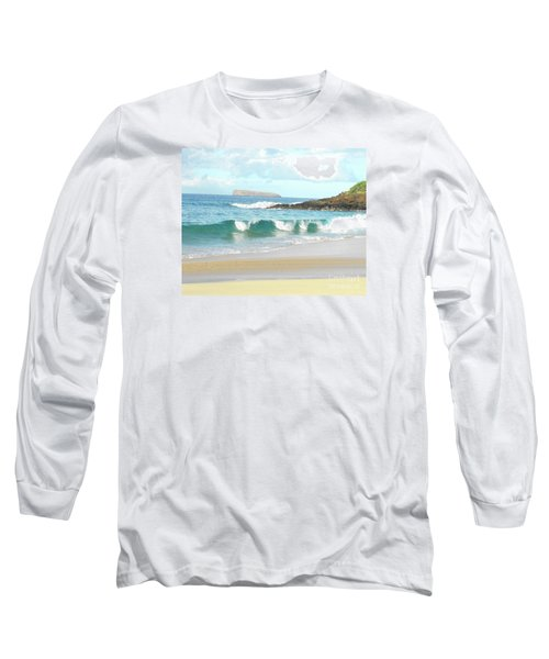 Maui Hawaii Beach Long Sleeve T-Shirt