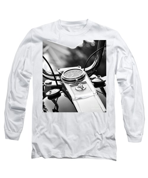 Miles To Go Before I Sleep Long Sleeve T-Shirt