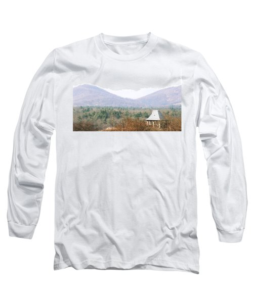 Mountains At Biltmore Long Sleeve T-Shirt