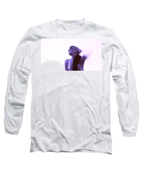 Long Sleeve T-Shirt featuring the photograph Movement by Blair Stuart