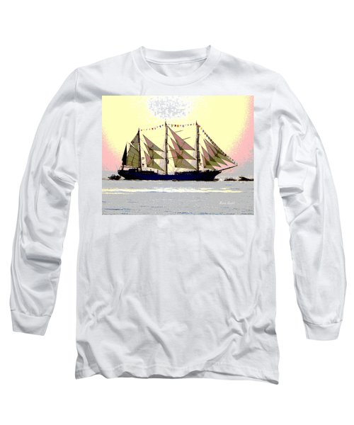 Mystical Voyage Long Sleeve T-Shirt