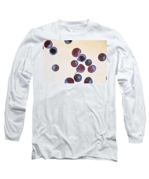 Normal T Cells, Lm Long Sleeve T-Shirt