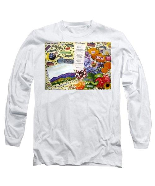 Nourishment Long Sleeve T-Shirt