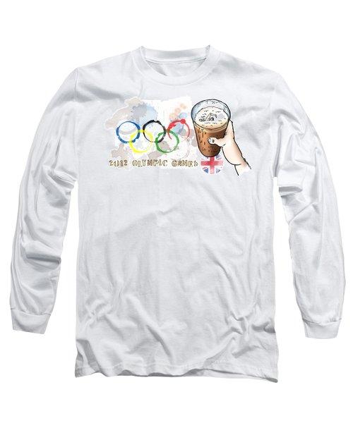 Olympic Rings Long Sleeve T-Shirt