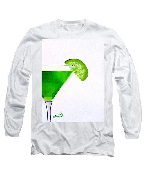 On The Boulevard Long Sleeve T-Shirt