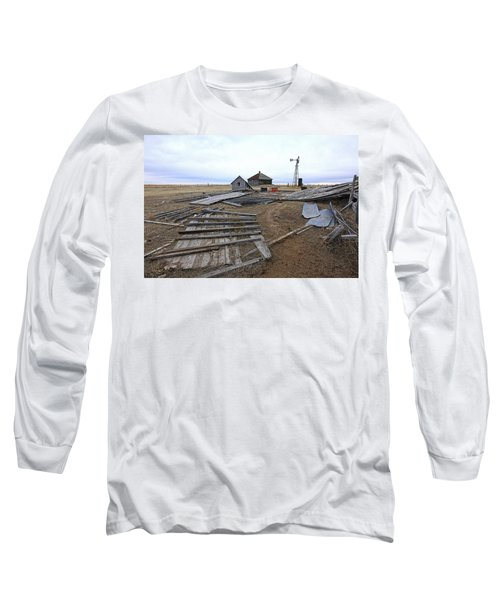 Once There Was A Farm Long Sleeve T-Shirt