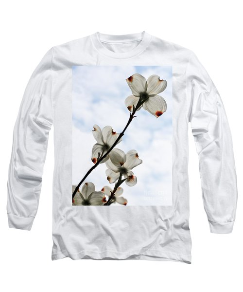 Long Sleeve T-Shirt featuring the photograph Only Once A Year by Barbara McMahon