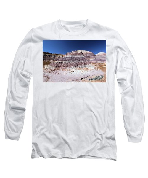 Painted Erosion Long Sleeve T-Shirt