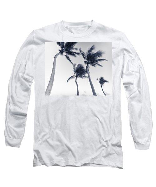 Palms 5 Long Sleeve T-Shirt