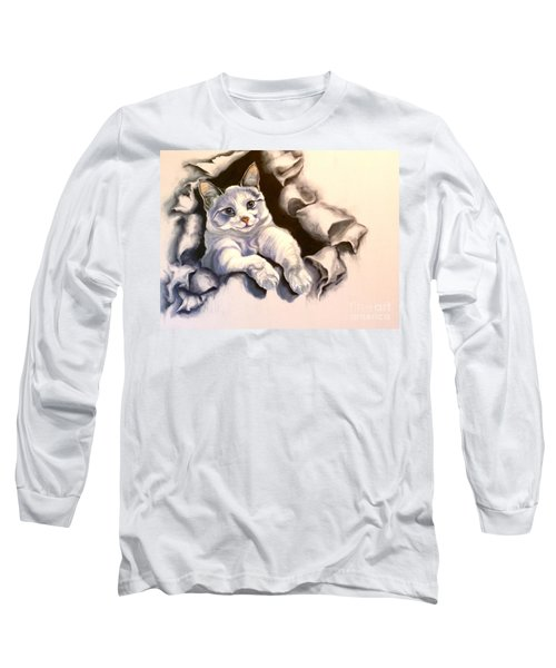 Paper Tiger Long Sleeve T-Shirt