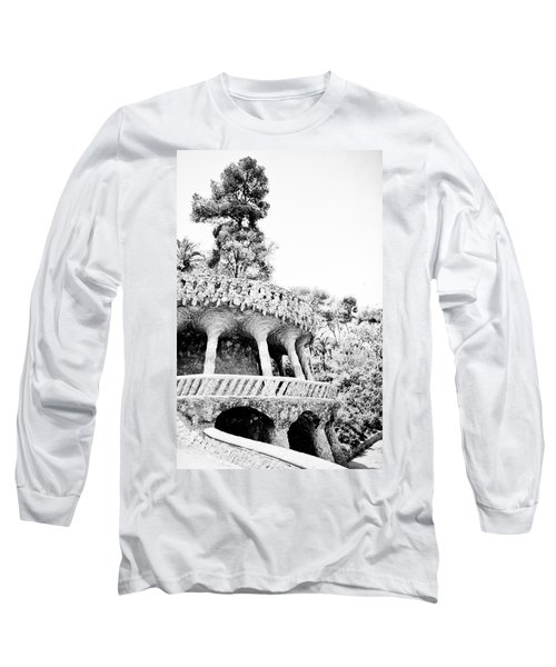 Park Guell Twists Long Sleeve T-Shirt