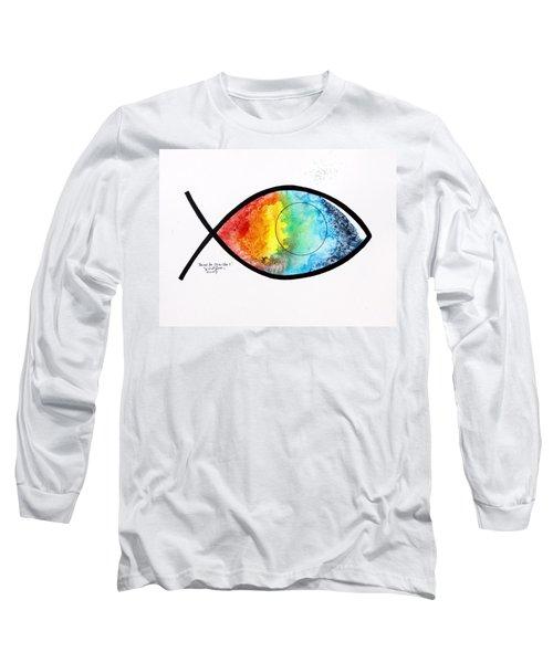 Peces De Oracion 1 Long Sleeve T-Shirt