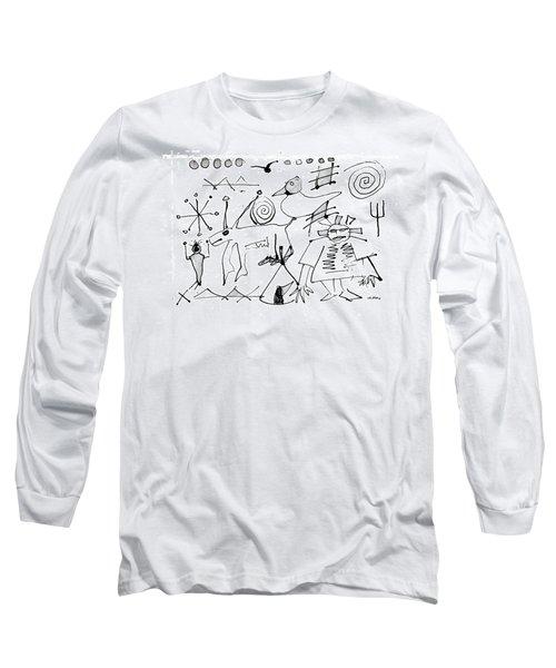 Petroglyph 1 Long Sleeve T-Shirt