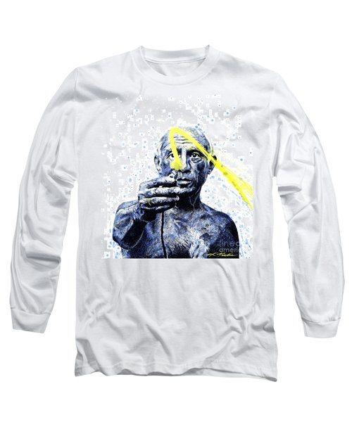 Picasso Long Sleeve T-Shirt