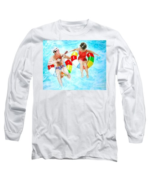 Pool Long Sleeve T-Shirt