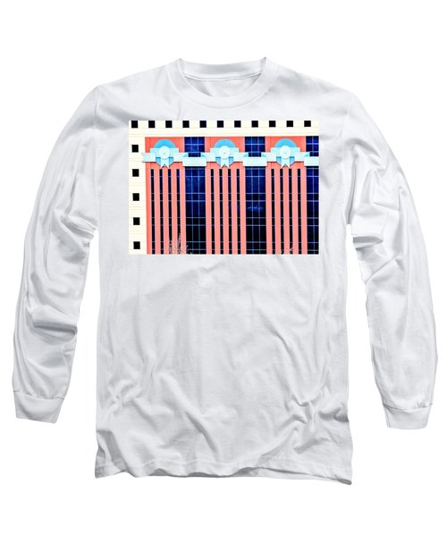 The Portland Building Long Sleeve T-Shirt