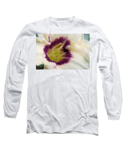 Purple Haze Long Sleeve T-Shirt