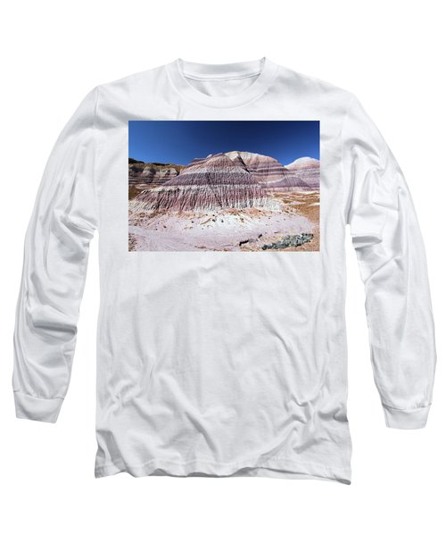 Purple Mountain Majesty Long Sleeve T-Shirt