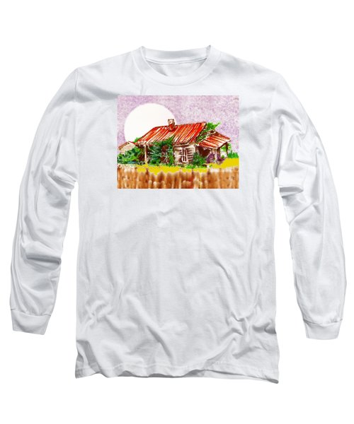 Ready To Fall In Long Sleeve T-Shirt