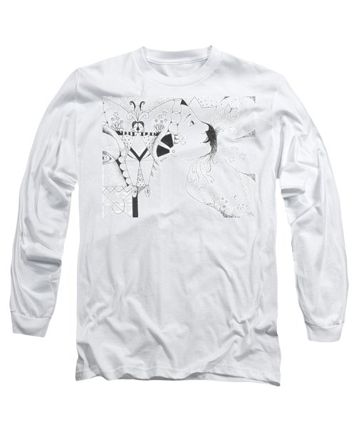 Recalling Dreams Long Sleeve T-Shirt