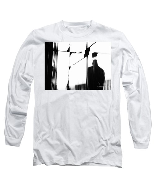 Revolving Doors Long Sleeve T-Shirt by Andy Prendy