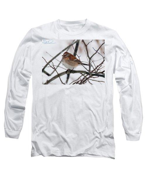 Rusty Cap Long Sleeve T-Shirt