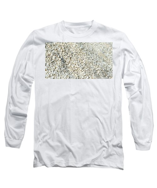 Long Sleeve T-Shirt featuring the photograph Sea Shells by Yew Kwang