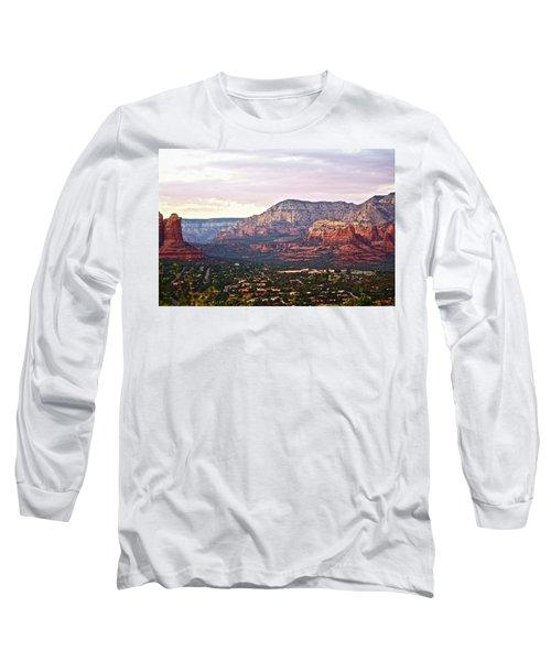 Sedona Evening Long Sleeve T-Shirt