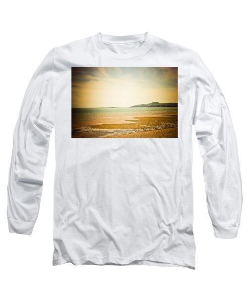 Serenity Long Sleeve T-Shirt by Sara Frank