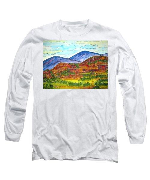 South Mesa Dark Long Sleeve T-Shirt